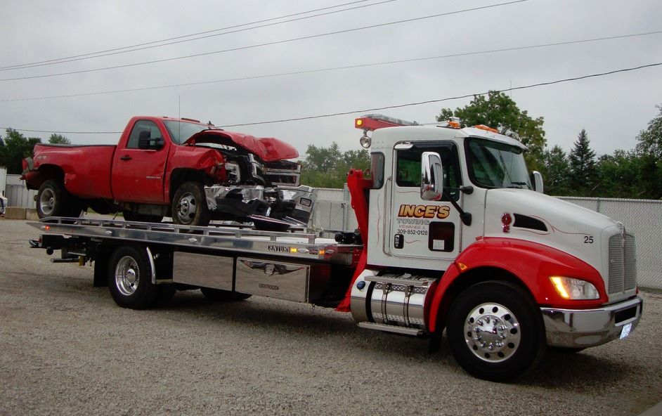 Flatbed Towing in Geneseo and Kewanee, IL
